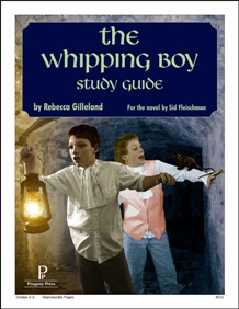 Whipping Boy Study Guide