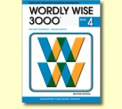 Wordly Wise 3000 Book 4