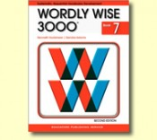 Wordly Wise 3000 Book 7