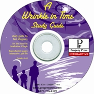 Wrinkle in Time Study Guide on CD-ROM