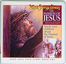 Your Story Hour - Passion of Jesus - CD