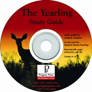 Yearling Study Guide on CD-ROM