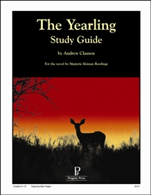 Yearling Study Guide