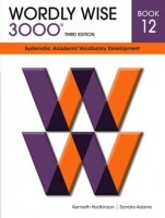 Wordly Wise 3000 Book 12, 3rd Edition