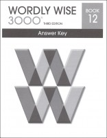 Wordly Wise 3000 Book 12, 3rd Edition - Answer Key