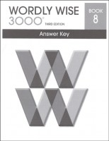 Wordly Wise 3000 Book 8, 3rd Edition - Answer Key