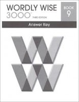Wordly Wise 3000 Book 9, 3rd Edition - Answer Key