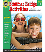 Summer Bridge Activites - Bridging Grades 1 to 2