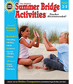 Summer Bridge Activites - Bridging Grades 2 to 3