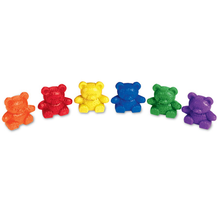 Teddy Bear Counters - 102 (price includes US S&H)