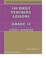 Easy Grammar Ultimate 10 - 180 Daily Lessons, Student Book