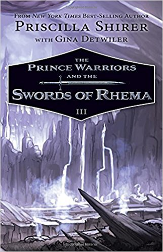 Prince Warriors and the Swords of Rhema