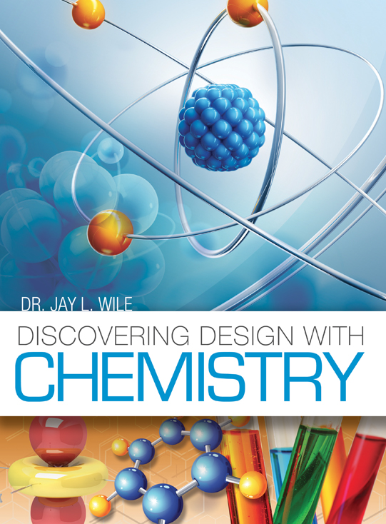 Discovering Design with Chemistry Text