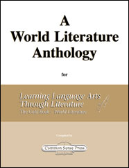 Learning Language Arts Through Literature - World Lit. Anthology