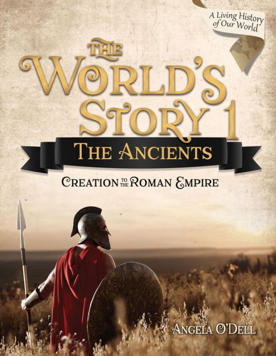 World's Story 1: The Ancients - Student Book