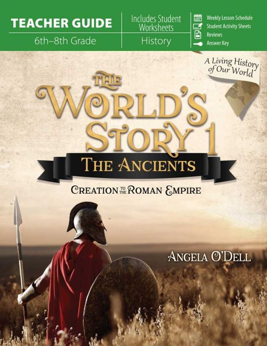 World's Story 1: The Ancients - Teacher Guide