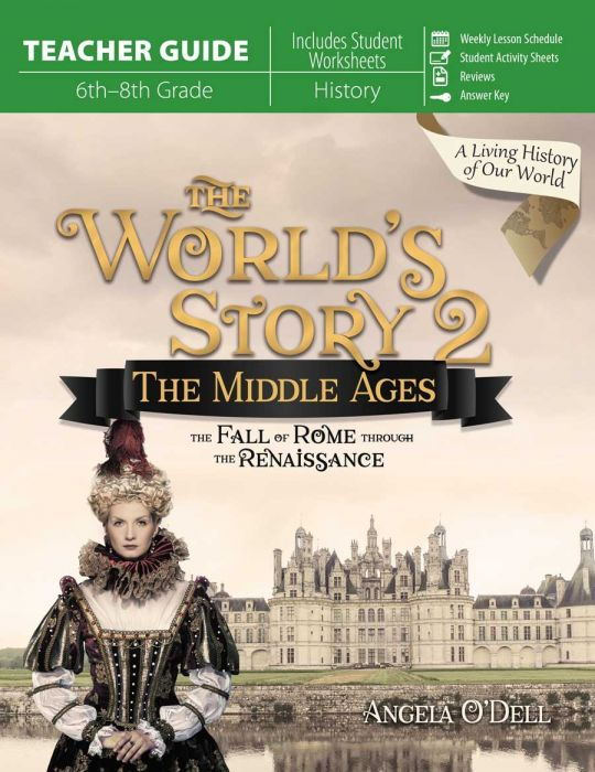 World's Story 2: Middle Ages - Teacher Guide